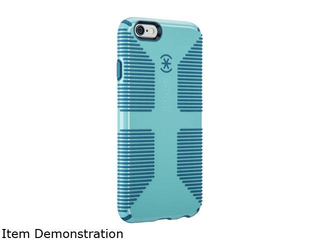 Speck Products CandyShell Grip River Blue/Tahoe Blue Case for iPhone 6 / 6s 73425-C055