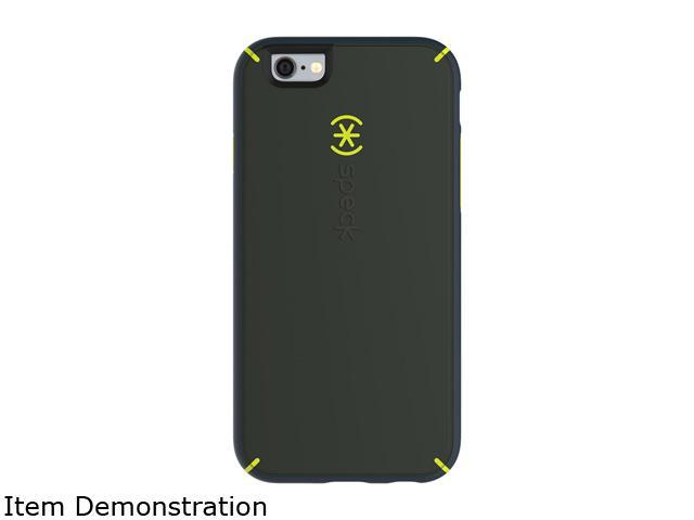 Speck Products MightyShell Dusty Green/Antifreeze Yellow/Charcoal Grey Case for iPhone 6 / 6s 73801-5049