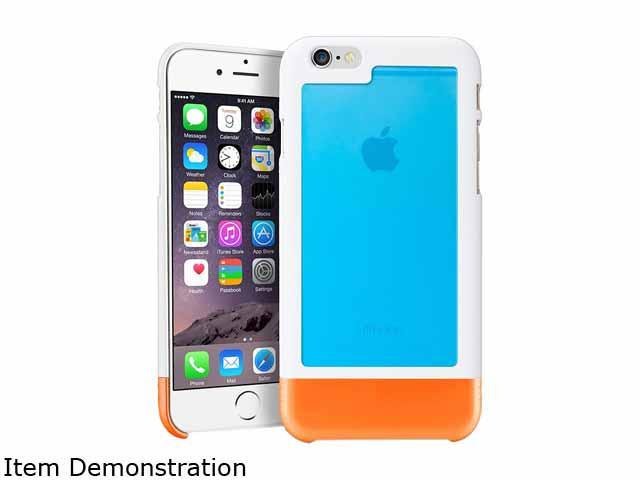 Insten TriTone Case DIY Build Your Own Slim Hard Cover For Apple iPhone 6 1936865