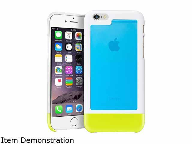Insten TriTone Case DIY Build Your Own Slim Hard Cover For Apple iPhone 6 1936866