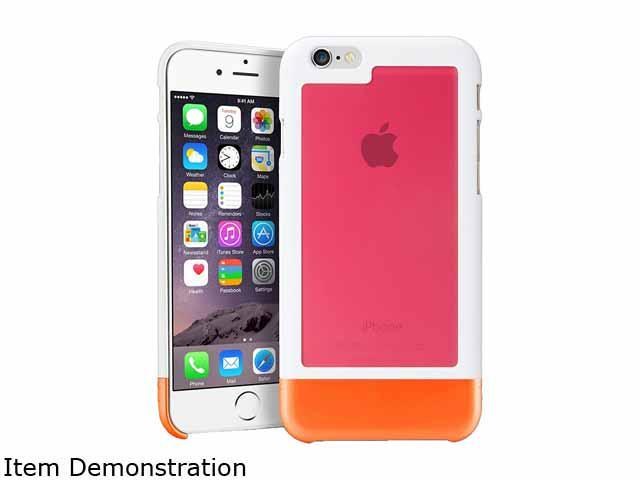 Insten TriTone Case DIY Build Your Own Slim Hard Cover For Apple iPhone 6 1936845