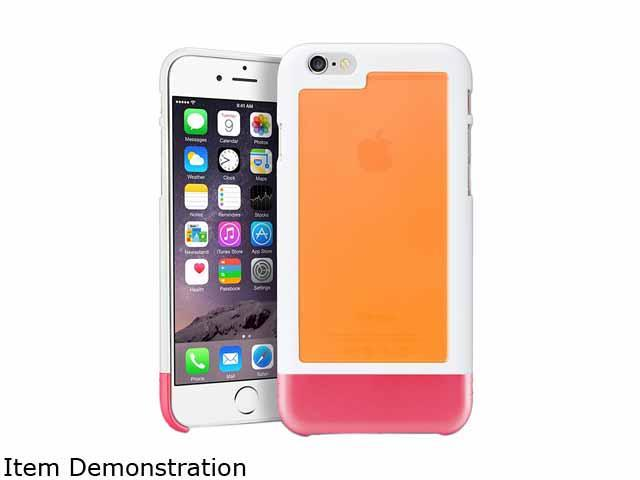 Insten TriTone Case DIY Build Your Own Slim Hard Cover For Apple iPhone 6 1936860
