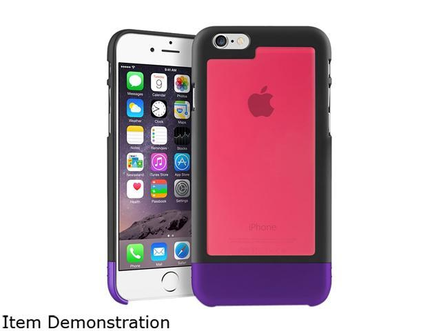 Insten TriTone Case DIY Build Your Own Slim Hard Cover For Apple iPhone 6 1936882