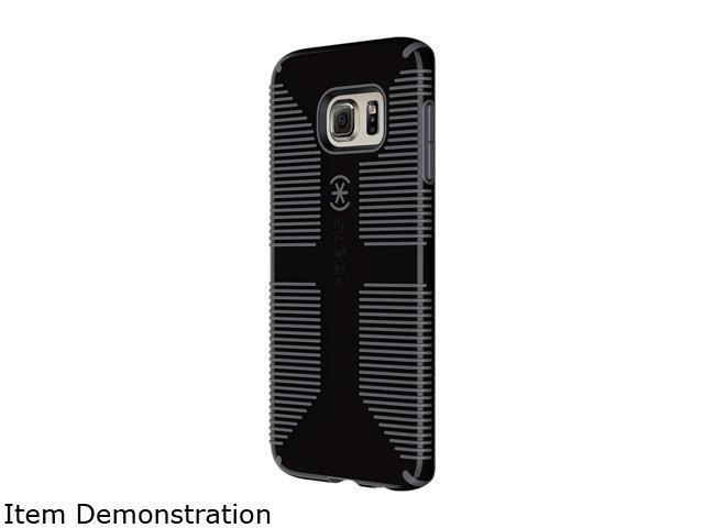 Speck Products CandyShell Grip Black/Slate Case for Samsung Galaxy S6 edge+ 73070-B565