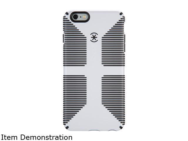 Speck Products CandyShell Grip White/Black Case for iPhone 6 Plus / 6s Plus 73428-1909