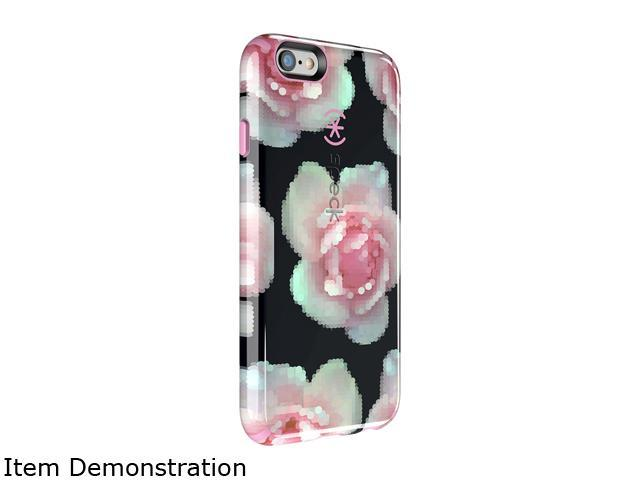 Speck Products CandyShell Inked Pixel Rose / Pale Rose Pink Case for iPhone 6 Plus / 6s Plus 73804-C261
