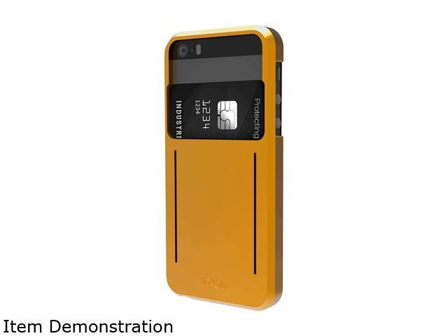 ID-ON STOR Gold Credit Card Storage iPhone 5/5s Case STR-PC0114-GLD