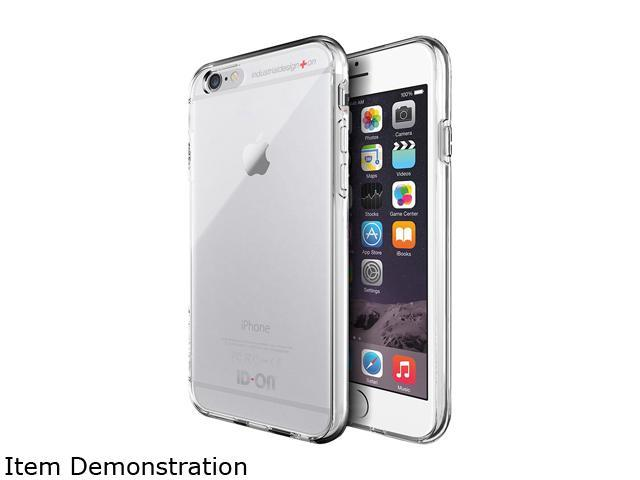 ID-ON SYMPL Clear iPhone 6 / 6s Transparent Case SP6-DI1114-CLR