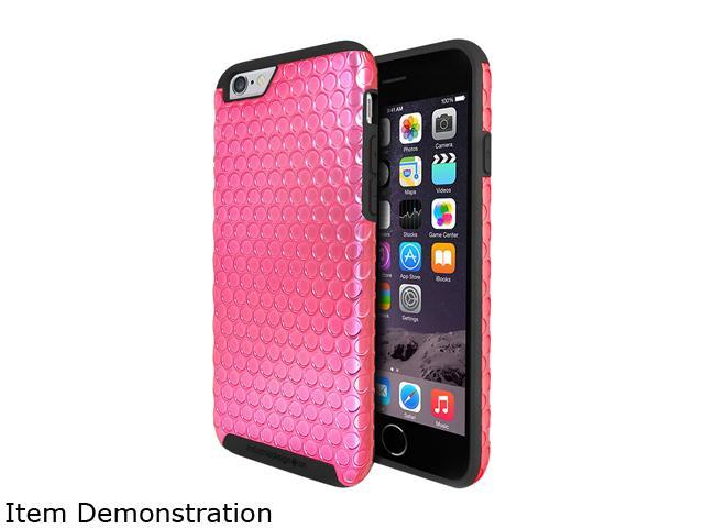 ID-ON CIRQL Hot Pink iPhone 6 / 6s Dual Layer Case CQL-TMPT0914-HPK