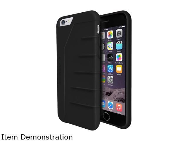 ID-ON GRIPP Black iPhone 6 / 6s Case GRP-TPU0914-BLK