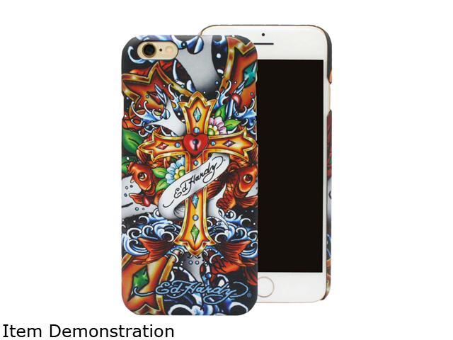Choicee Cross Yellow Ed Hardy iPhone 6 Case EHIP61091