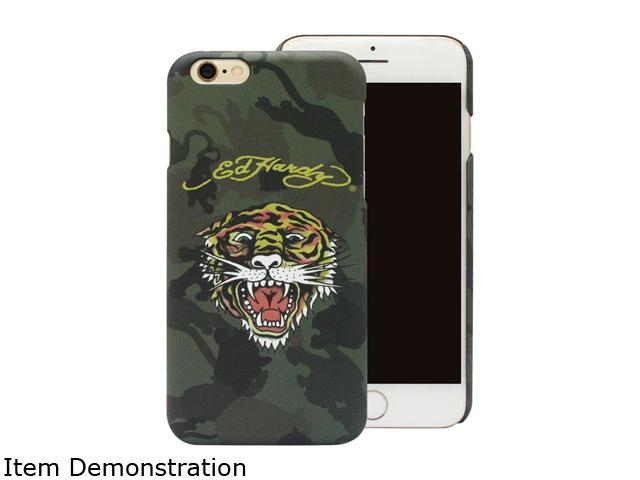 Choicee Camo Tiger Green Ed Hardy iPhone 6 Plus Case EHIP61531