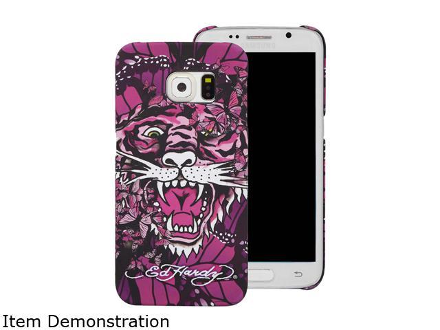 Choicee Pink Tiger Ed Hardy S6 Tiger Butterfly Pink EHSS61131