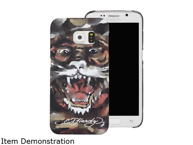 Choicee Brown Tiger Ed Hardy S6 Tiger Painting Brown EHSS61151
