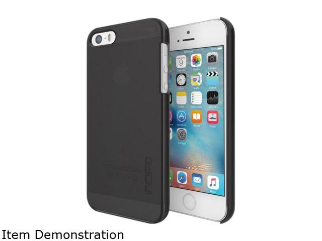 Incipio featherPure Black Update Case for iPhone 5s IPH-1436-BLK