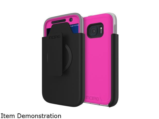 Incipio [Performance] Series Level 5 Pink/Gray Ultimate Drop Protection for Samsung Galaxy S7 SA-711-PKGY