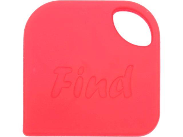 SenseGiz 10002 Red FIND track and find Bluetooth based tag used to prevent losing or misplacing commonly belongings