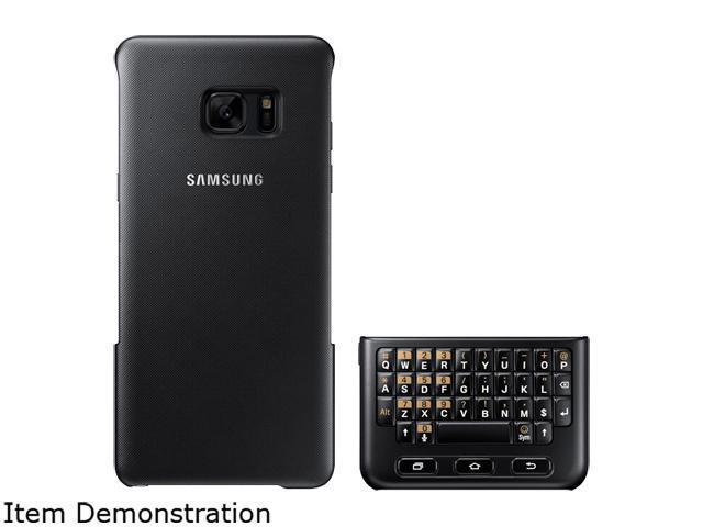 SAMSUNG Black Keyboard Cover for Samsung Galaxy Note 7 EJ-CN930UBEGUS