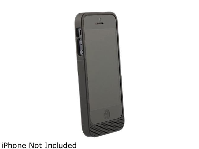 Symtek TekFuel Black 2200 mAh iPhone 5/5S Protective Battery Case TF-MFI-IP5