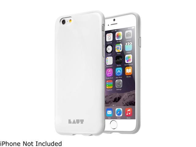 LAUT HUEX White Case for iPhone 6 / 6s iP6 HX W