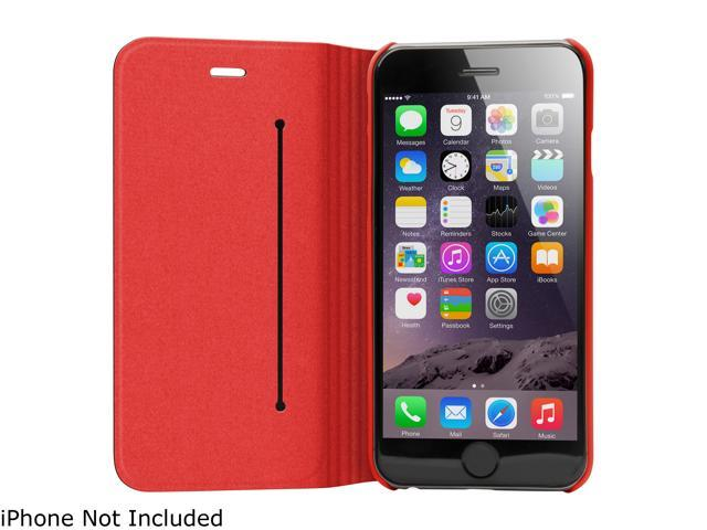 LAUT APEX Red Case for iPhone 6 / 6s iP6 FO R