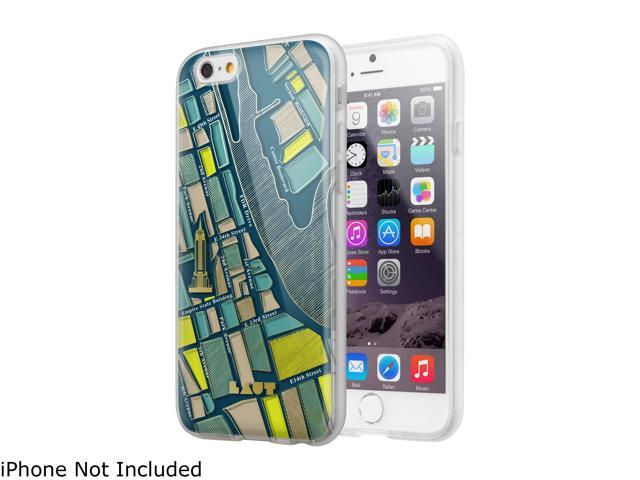 LAUT NOMAD Multi-Color New York Case for iPhone 6 / 6s iP6 ND NY