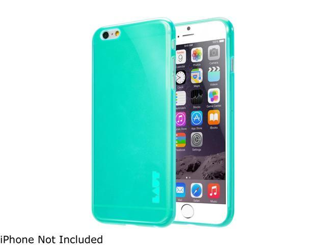 LAUT LUME Turquoise Case for iPhone 6 Plus / 6s Plus iP6P LM TU