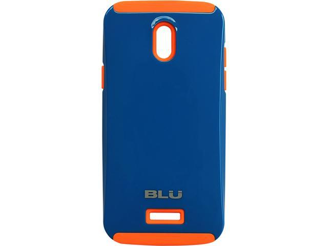 BLU CandyShield Blue/Orange Neo 4.5 S330 Protective Case S330 CANDYSHIELD BLU/ORANGE