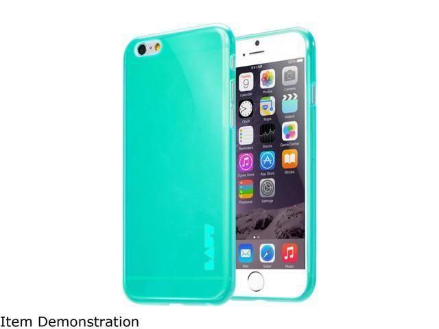 LAUT LUME Turquoise Case For iPhone 6 / 6s LAUT_iP6_LM_TU