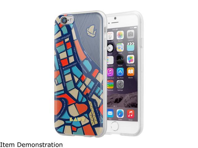 LAUT NOMAD Hong Kong Case For iPhone 6 / 6s LAUT_IP6_ND_HK