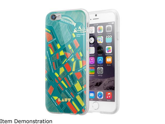LAUT NOMAD Sydney Case For iPhone 6 / 6s LAUT_IP6_ND_SY