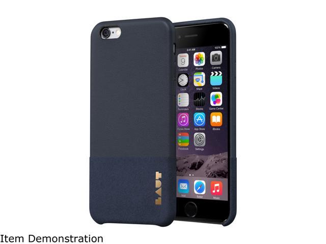 LAUT UN1FORM Blue Case For iPhone 6 / 6s LAUT_IP6_UNI_BL