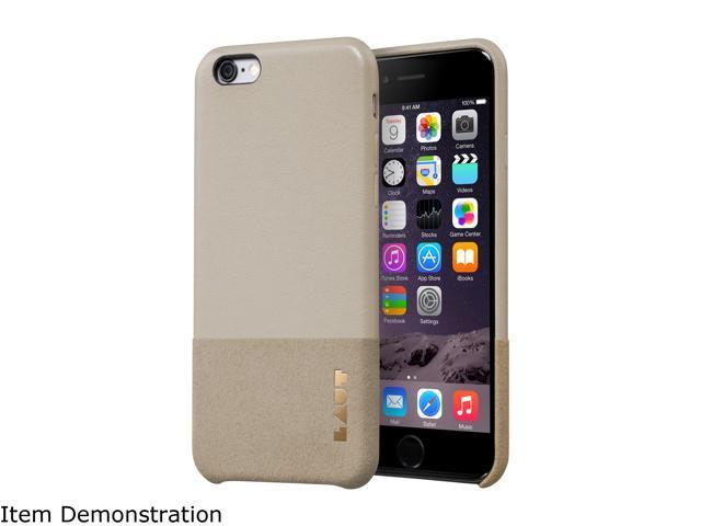 LAUT UN1FORM Beige Case For iPhone 6 / 6s LAUT_IP6_UNI_BE