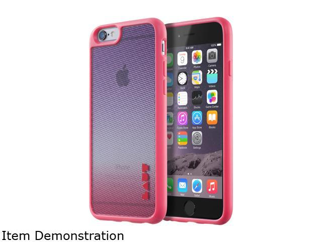 LAUT SOLSTICE Pink Case For iPhone 6 / 6s LAUT_IP6_ST_P