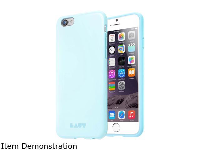 LAUT HUEX Pastels Baby Blue TPU Case for iPhone 6 and 6s LAUT_IP6_HXP_BL