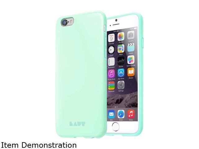 LAUT HUEX Pastels Mint TPU Case for iPhone 6 and 6s LAUT_IP6_HXP_MT