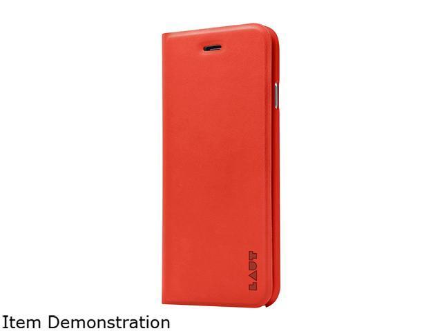 LAUT Red Apex Mirror Folio Case for Apple iPhone 6 and 6s LAUT_IP6_FOM_R