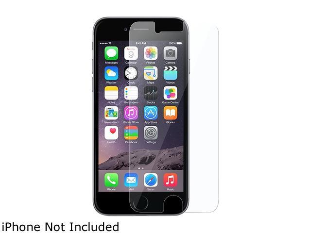 6X Screen Protector compatible with Apple iPhone 6 Plus 5.5 Note: Compatible with Apple iPhone 6 Plus only Protect your devices LCD screen against dust and scratches with this accessory