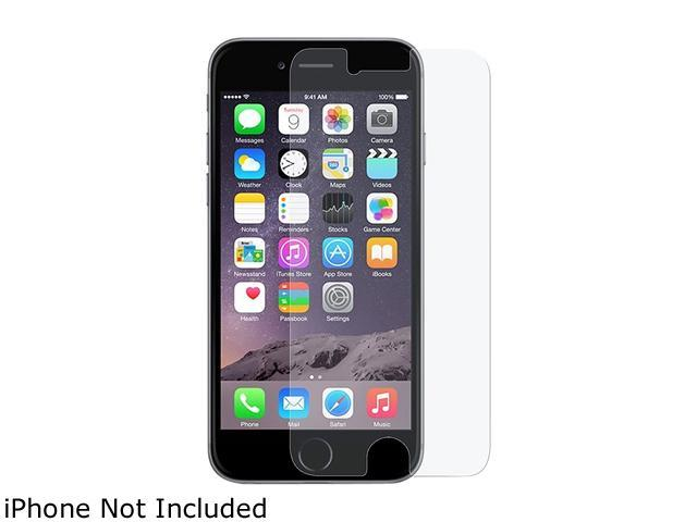 3X Anti-Glare Screen Protector compatible with Apple iPhone 6 Plus 5.5 Note: Compatible with Apple iPhone 6 Plus only Protect your devices LCD screen and eliminate glare with this accessory