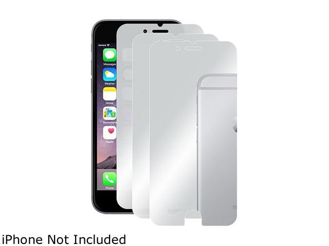 3X Mirror Screen Protector compatible with Apple iPhone 6 Plus 5.5 Note: Compatible with Apple iPhone 6 Plus only Protect your devices LCD screen against dust and scratches with this accessory