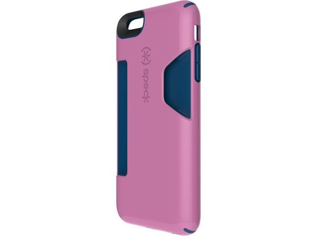 Speck Products CandyShell Card Beaming Orchid Purple/Deep Sea Blue Case for iPhone 6 Plus SPK-A3215