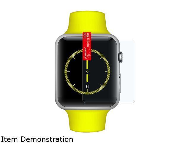 Insten Transparent Matte Anti-Glare Anti-Fingerprint LCD Screen Protector Cover Shield Guard Film for Apple Watch 42mm 2077820