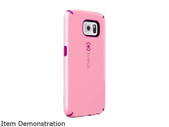 Speck Products CandyShell Pink Samsung Galaxy S6 Case SPK-A3726