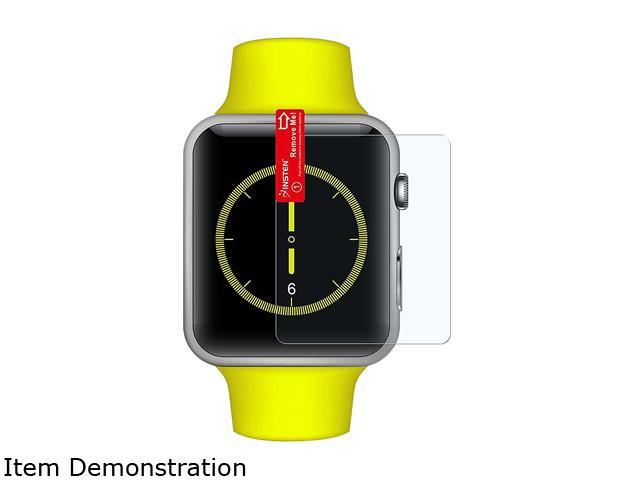 Insten Transparent 2-Pack Anti-Glare Matte Screen Protector Guard Film Shield For Apple Watch 42mm 2077378