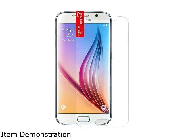 Insten Transparent 3-Pack Colorful Diamond Screen Protector Guard For Samsung Galaxy S6 2077384