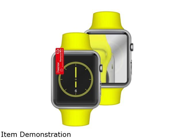 Insten Clear 1x Pack Mirror Screen Protector LCD Guard Shield Film For Apple Watch iWatch 42mm 2076200