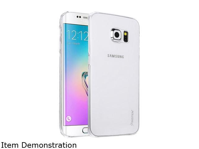 Insten Clear Rear Hard Clip-on Crystal Cover Back Shell Case For Samsung Galaxy S6 Edge 2101457