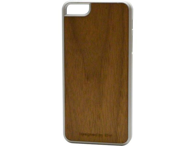 Altaz Wood Grain iPhone 5 5S Case Walnut AZWP102