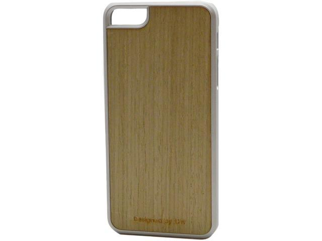 Altaz Wood Grain iPhone 5 5S Case Chinese Catalpa Wood AZWP103