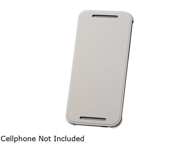 HTC Flip Light Brown Case for HTC One mini 2 99H11582-00